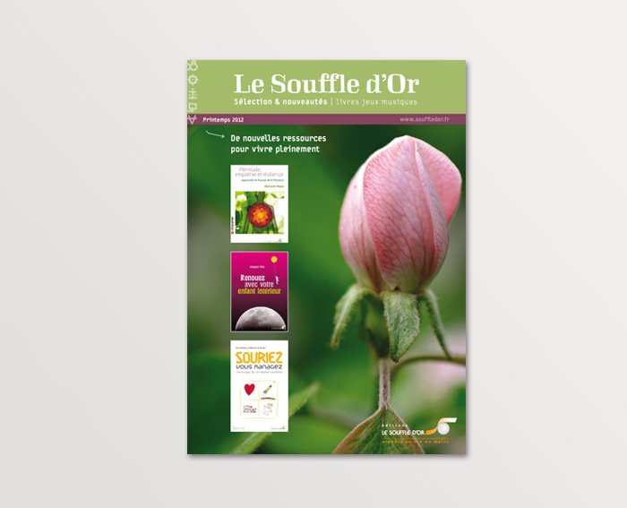 Catalogue Souffle d'Or