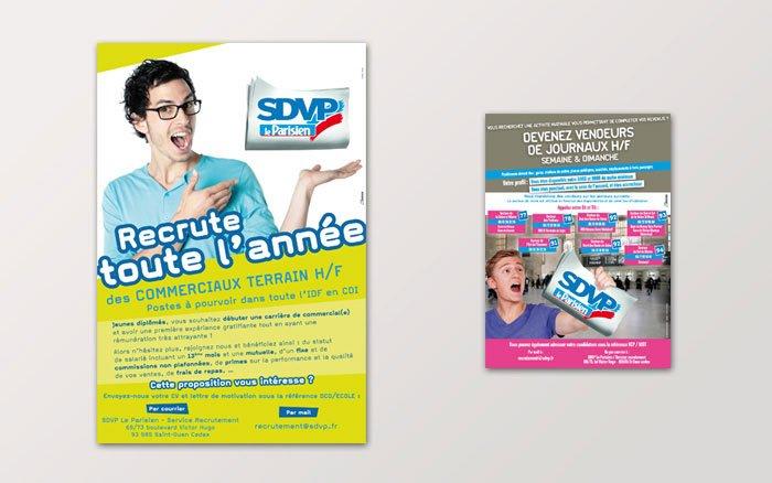 Annonce Presse SDVP